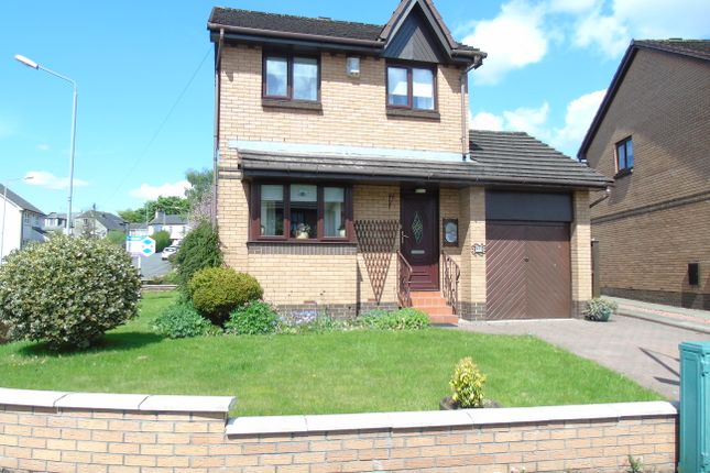 Thumbnail Detached house for sale in Colston Road, Airdrie