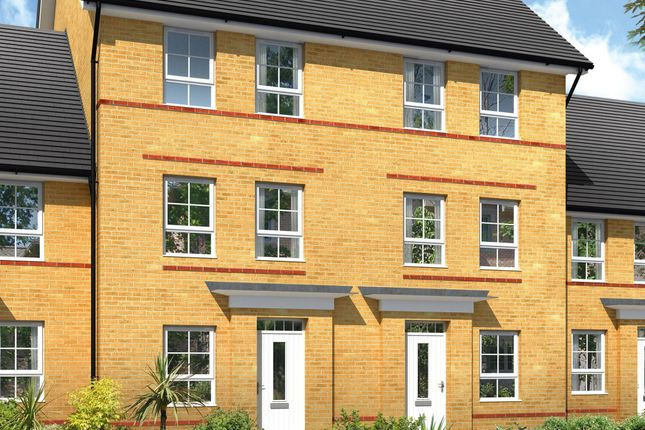"""Thumbnail Semi-detached house for sale in """"Faversham"""" at Darlaston Road, Wednesbury"""