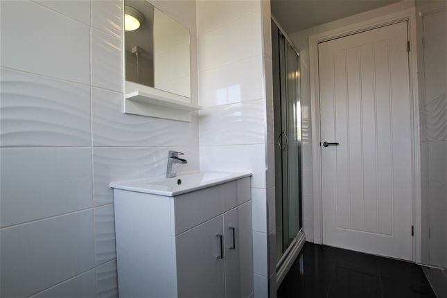 Shower Room / WC of Colley Road, Sheffield S5