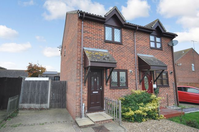 Thumbnail Semi-detached house for sale in Buchanan Way, Latchingdon, Chelmsford