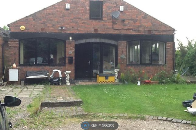 Thumbnail Detached house to rent in Portleys Lane, Tamworth