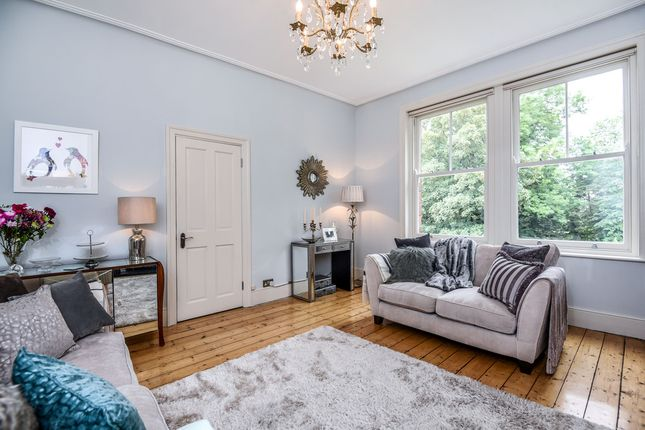 Thumbnail Flat for sale in Stanhope Road, London