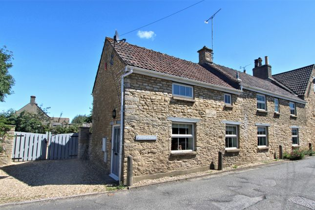 Thumbnail Semi-detached house for sale in Kingswood Road, Hillesley, Wotton-Under-Edge, Gloucestershire