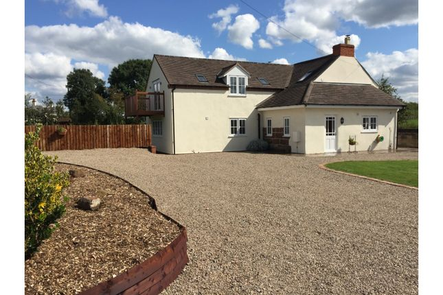Thumbnail Detached house for sale in Brown Heath, Ellesmere