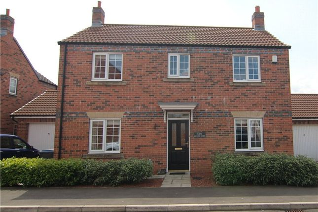 Thumbnail Detached house for sale in Askrigg Close, Consett, Co Durham