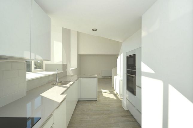 Thumbnail 2 bed flat for sale in Clarence Road, Bollington, Macclesfield, Cheshire