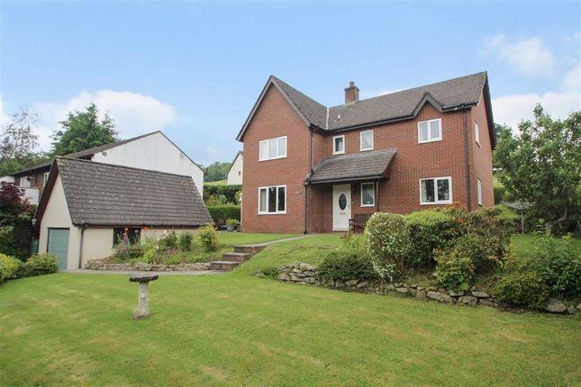 Thumbnail Detached house for sale in Llwyn Y Garth, Llanfyllin