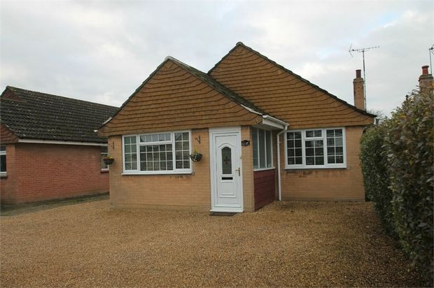 Thumbnail Detached bungalow for sale in Maldon Road, Tiptree, Colchester, Essex