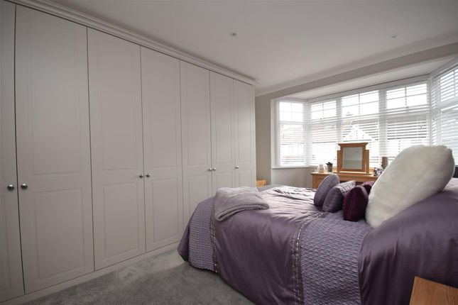 Master Bedroom of Greenway, London SW20