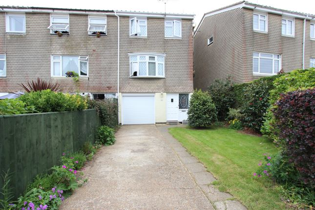 Thumbnail End terrace house for sale in William Pitt Avenue, Deal