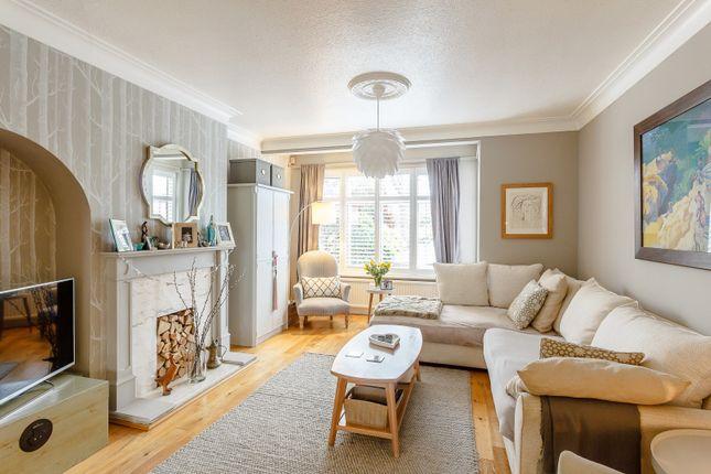 Living Room of Beechcroft Avenue, New Malden KT3