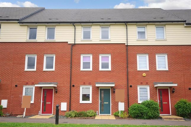 Thumbnail Terraced house for sale in Bowhill Way, Harlow, Essex