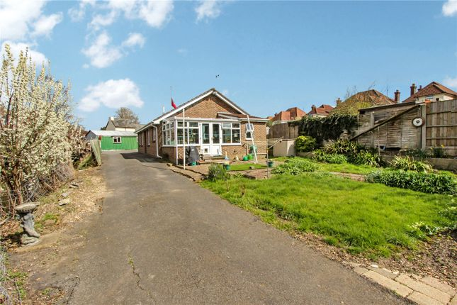 Thumbnail Bungalow for sale in The Sycamores, Oakley Road, Regents Park, Southampton