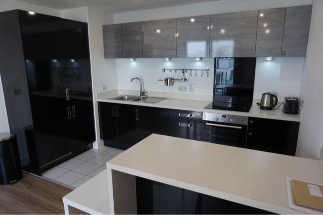 Kitchen of Millennium Promenade, Bristol BS1