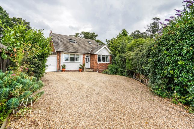 Thumbnail Detached bungalow for sale in Herrick Place, Colchester
