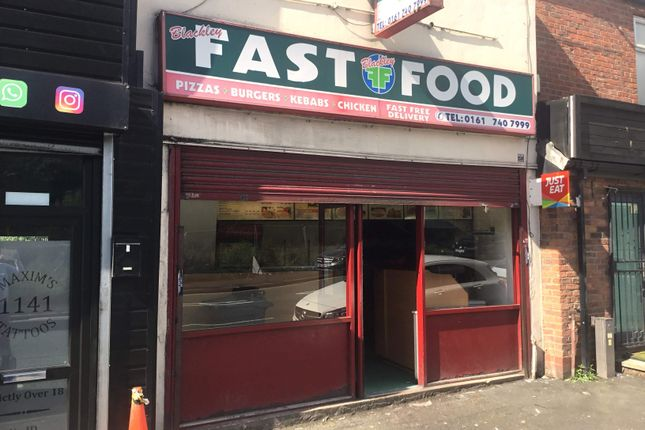 Restaurant/cafe for sale in Rochdale Road, Blackley, Manchester