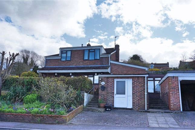 Thumbnail Semi-detached house for sale in Ducks Meadow, Marlborough