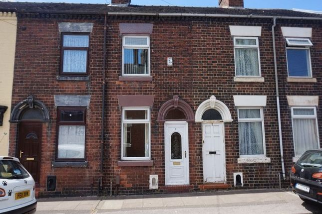 Thumbnail Terraced house to rent in Edward Street, Fenton, Stoke-On-Trent, Staffordshire