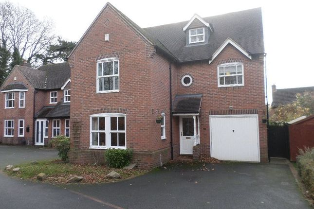 Thumbnail Detached house to rent in Merganser Close, Apley, Telford