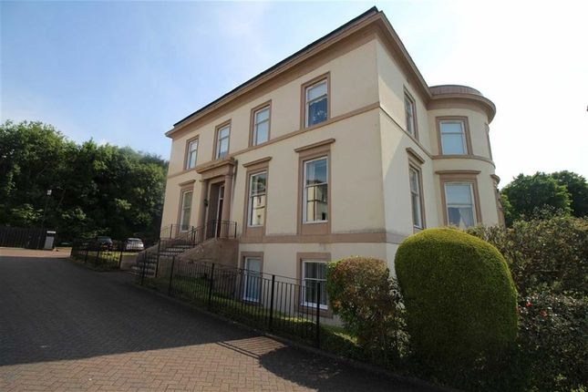 Thumbnail Flat for sale in Castle Levan Manor, Gourock, Renfrewshire