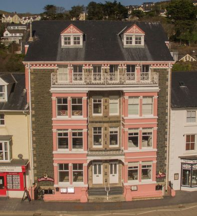 Thumbnail Flat for sale in 17A Glandyfi Terrace, Aberdovey Gwynedd