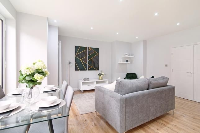 Thumbnail Flat for sale in Tessa Apartments, Flat 5, 117 East Dulwich Grove, London