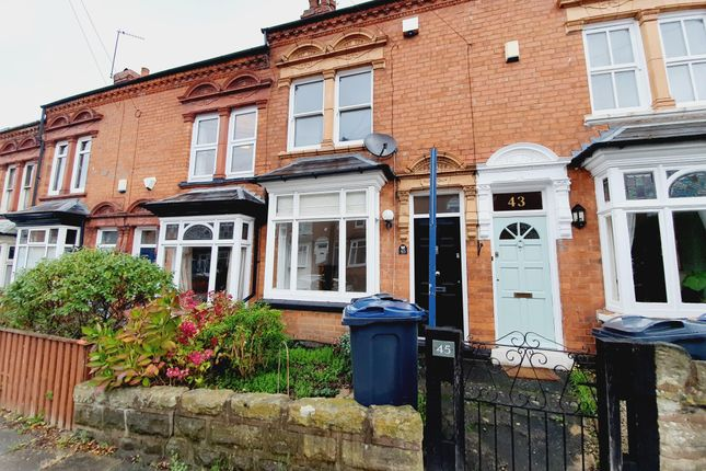 Thumbnail Property to rent in Hartledon Road, Harborne, Birmingham