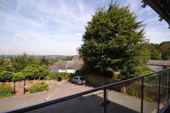 Thumbnail Flat to rent in High Street, Harrow-On-The-Hill, Harrow
