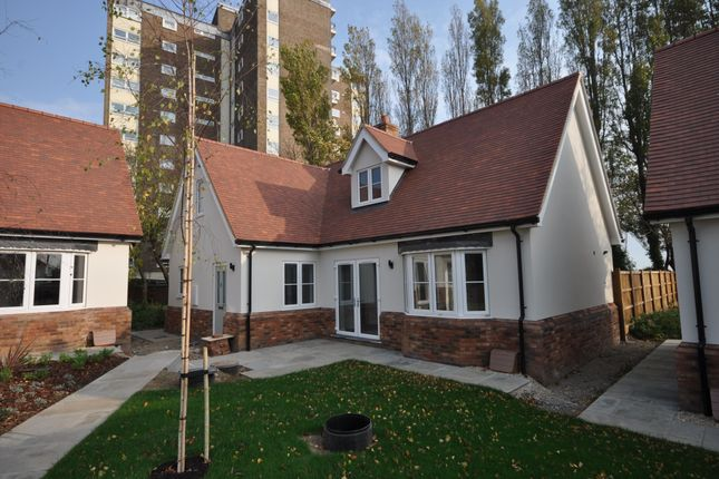 Thumbnail Detached house for sale in Rex Mews, Fourth Avenue, Frinton-On-Sea