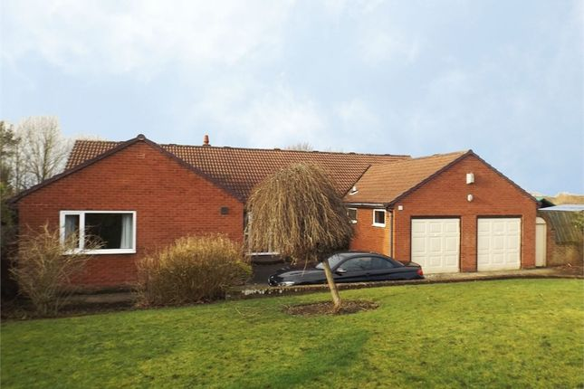 Thumbnail Detached bungalow for sale in Askerton Drive, Peterlee, Durham