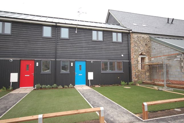 Thumbnail Terraced house to rent in Abbey Barns Court, Thetford, Norfolk