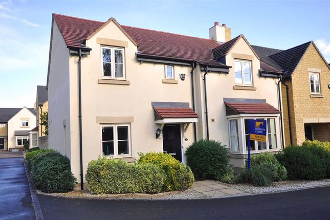 Thumbnail Detached house for sale in Woodlands Close, Eastcombe, Stroud