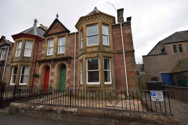 Thumbnail Semi-detached house to rent in Midmills Road, Inverness