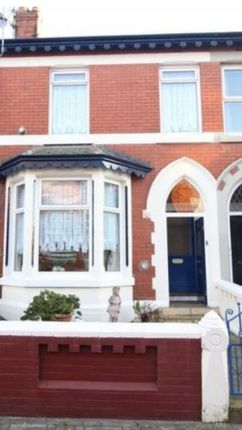 4 bed terraced house to rent in Adelaide Street, Blackpool FY1