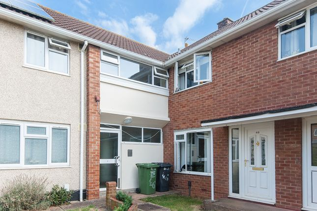 Thumbnail Flat to rent in Merlin Crescent, Exeter