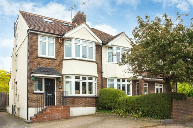 Thumbnail Semi-detached house for sale in Mascalls Lane, Brentwood, Essex