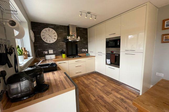 Detached house for sale in Clos Maes Rhedyn, Gorslas, Llanelli