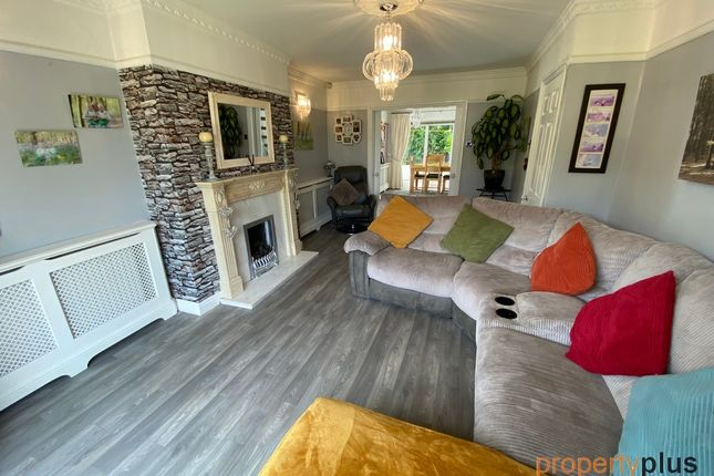 Thumbnail Detached bungalow for sale in Magnolia Close, Porth -, Porth