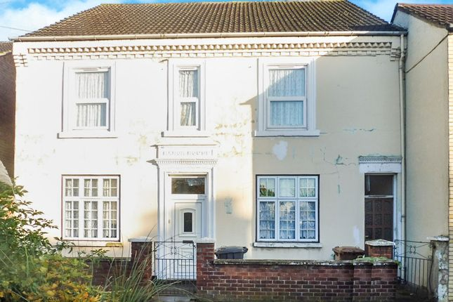 Thumbnail Semi-detached house for sale in Star Road, Peterborough