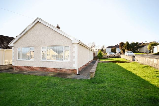 Thumbnail Detached bungalow to rent in Brynteg, Pentremeurig, Carmarthen