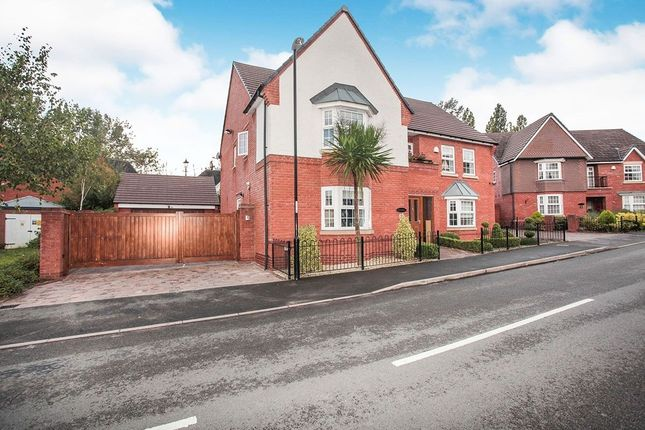Thumbnail Detached house to rent in Poundgate Lane, Coventry