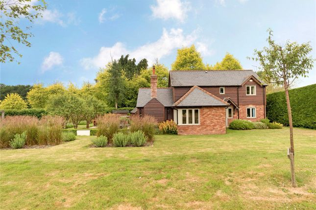 Thumbnail Detached house for sale in Conford, Liphook, Hampshire