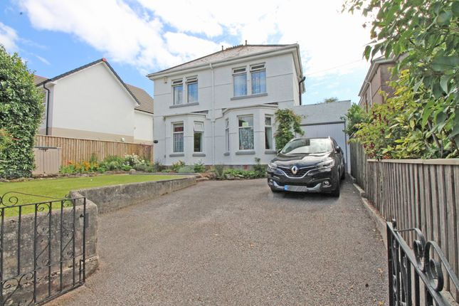 Thumbnail Detached house for sale in Horn Lane, Plymstock, Plymouth, Devon