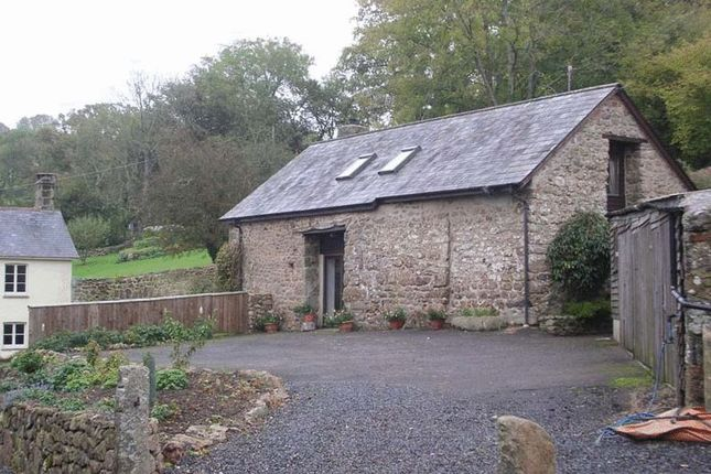 Thumbnail Detached house to rent in Moretonhampstead, Newton Abbot
