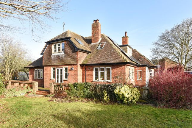 Thumbnail Detached house for sale in Foliat Drive, Wantage