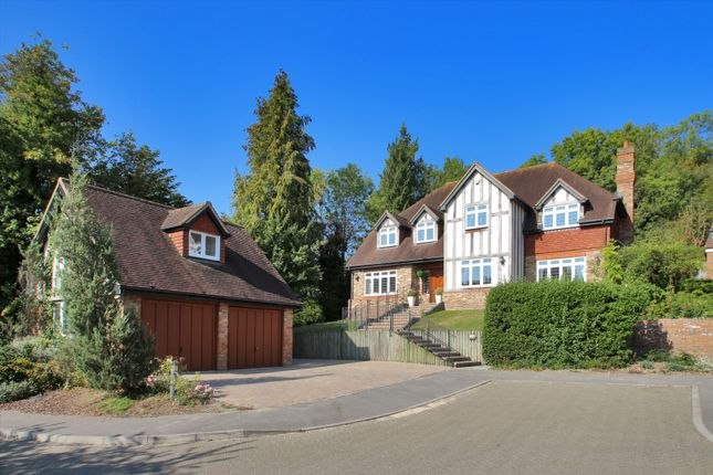 Thumbnail Detached house for sale in Whitebeam Close, Kemsing, Sevenoaks, Kent