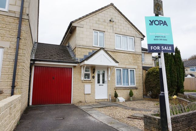3 bed end terrace house for sale in Spruce Way, Odd Down, Bath