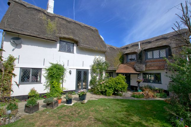 Thumbnail Detached house for sale in High Street, Melbourn, Royston