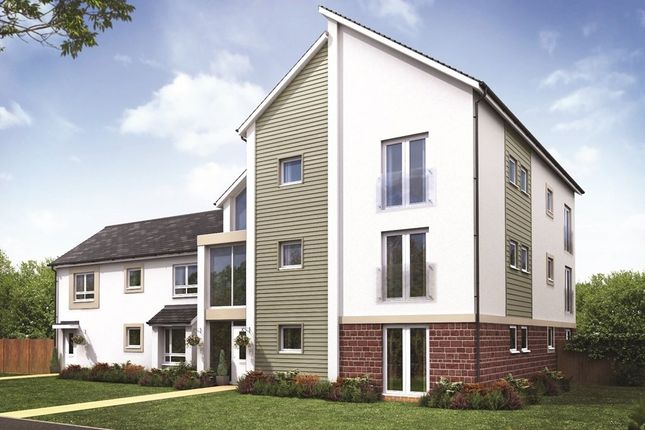 Thumbnail Flat to rent in Woodland Mews, Woodland Road, Broadclyst, Exeter