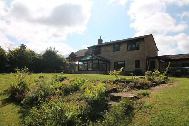 Thumbnail Detached house for sale in Wellmeadow, Staunton, Coleford